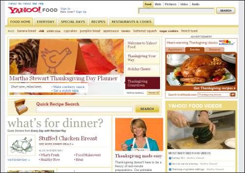 Yahoo Food